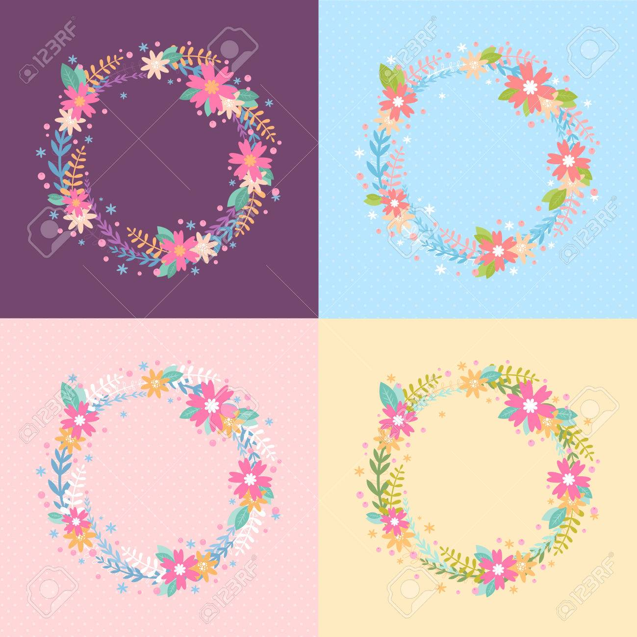 Free wedding invitation vector template awesome graphic library elegant floral wreath card for wedding invitation save the date rh 123rf com free wedding invitation template vector stopboris Choice Image