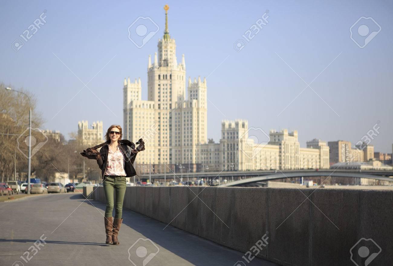 Walking around Moscow 68