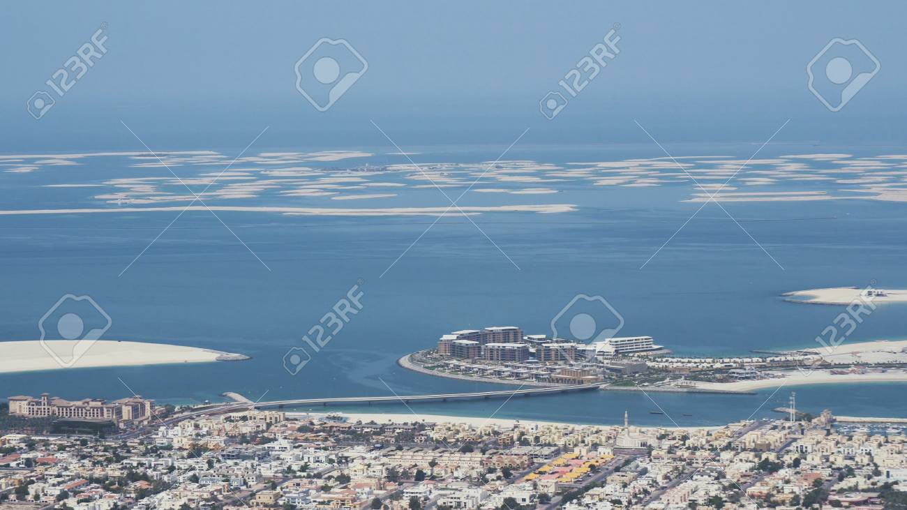 Dubai Uae April 09 2018 The World Or The World Islands Is