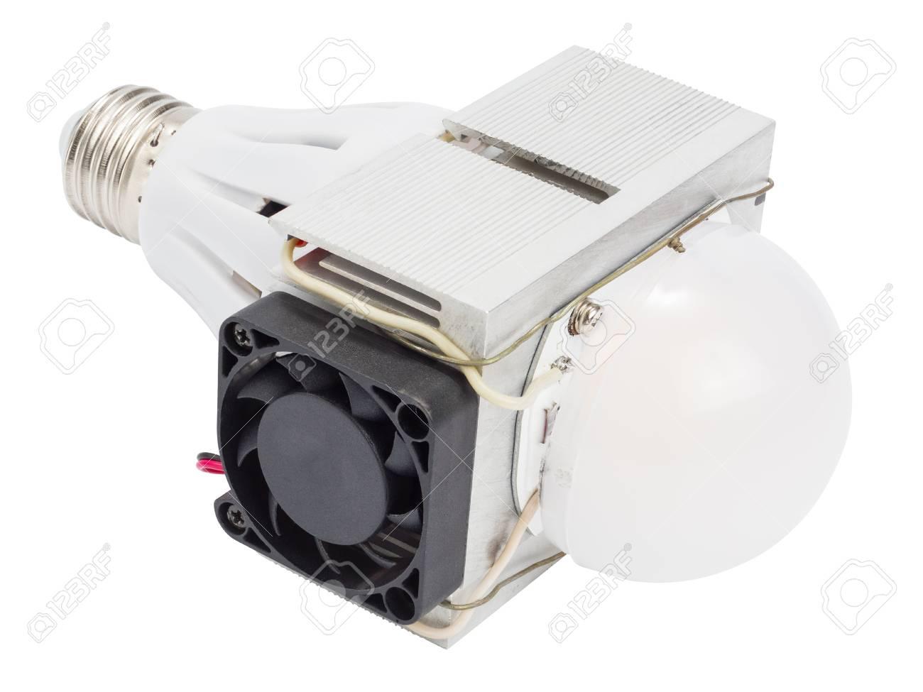 Lampe Sur À Un Diy Dissipateur Actif La Énorme Refroidissement Et Rapide De Main Ventilateur Conduit Avec ElleAssemblage Laid DésordreLed Le 7gYbI6fyv