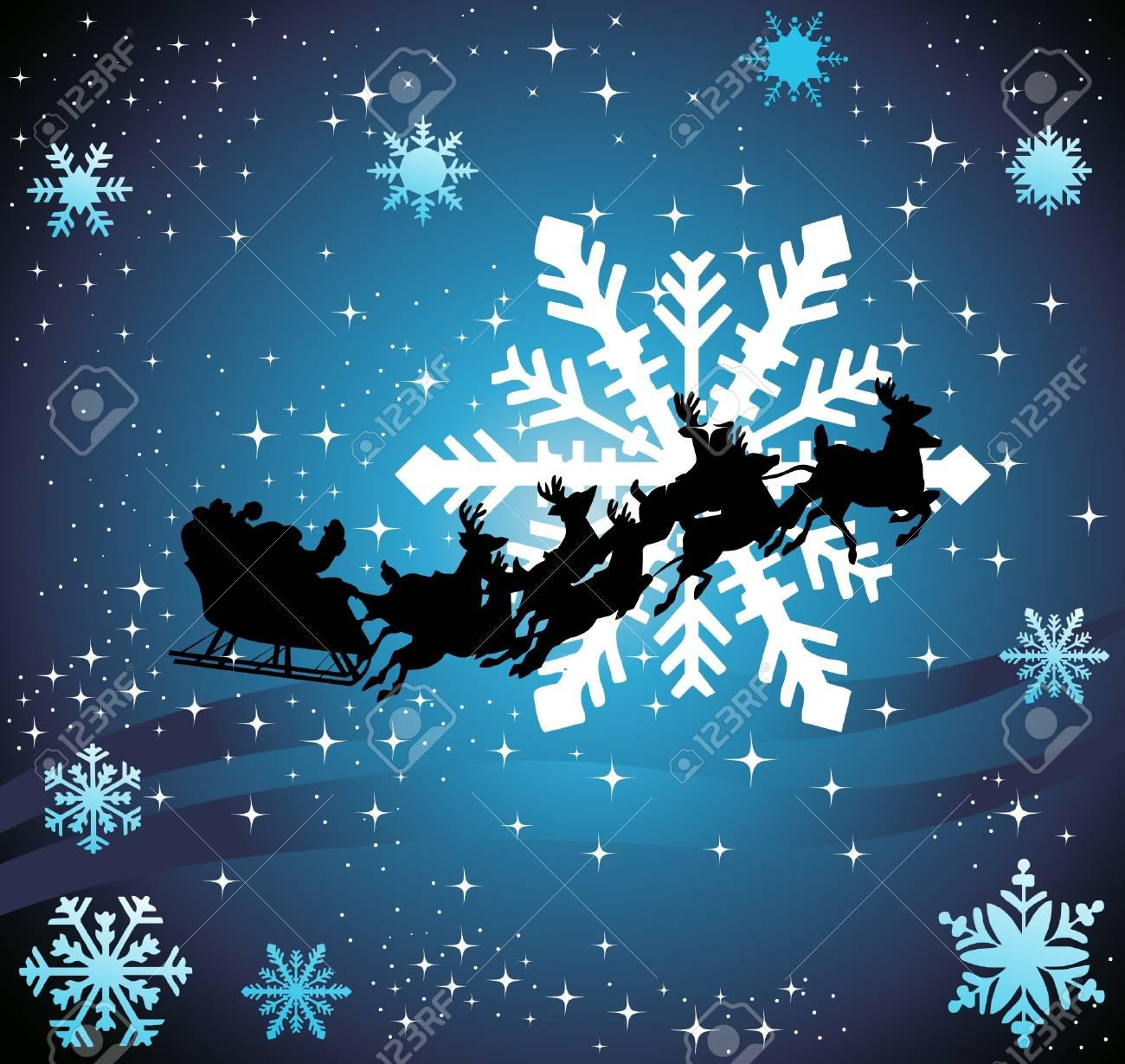 Santa Claus Stock Vector - 8974229