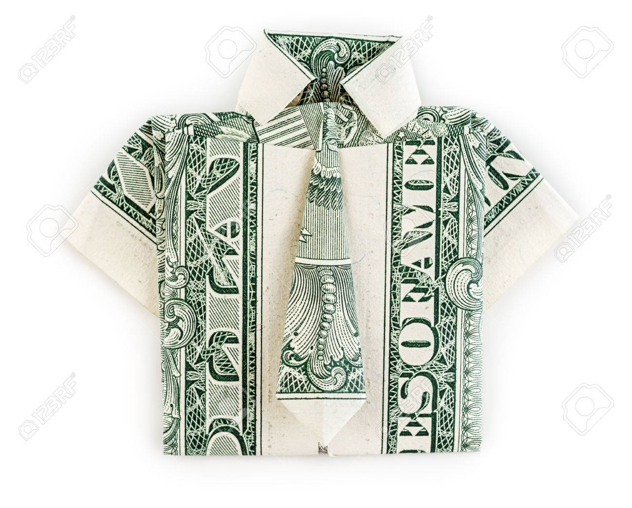 Dollar origami dress. Moneygami. Euro, Russian rubles. — Stock Photo ©  vershinin.photo #228139324 | 1044x1300
