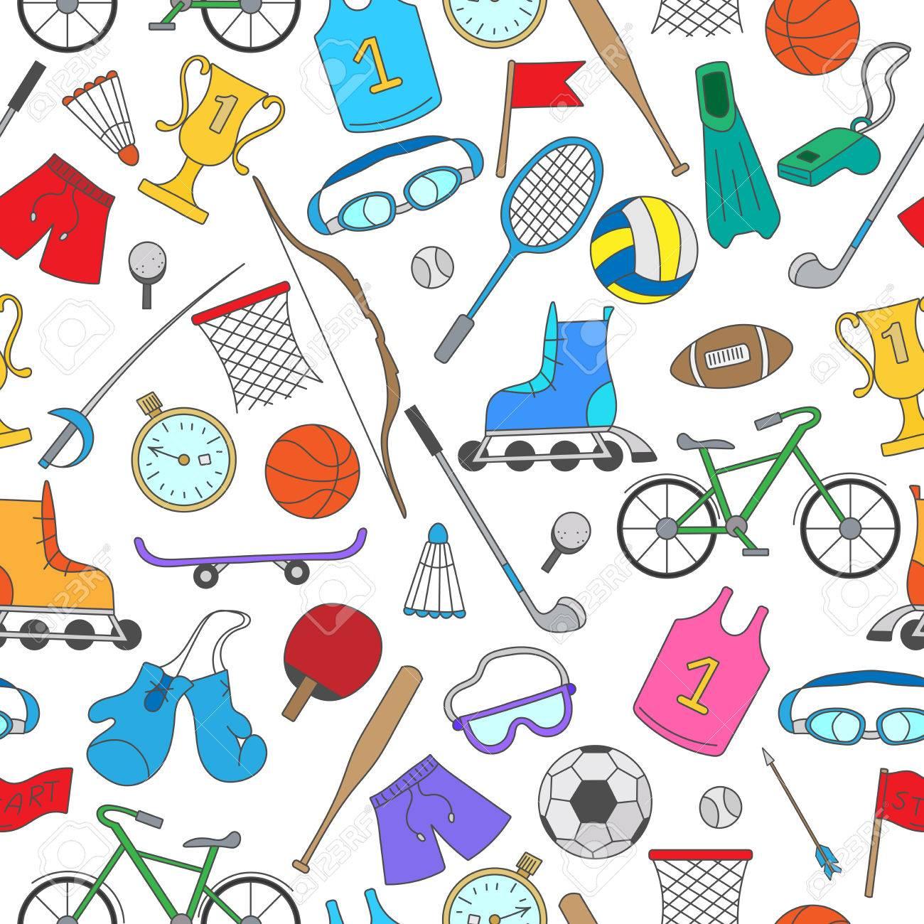 sports theme background