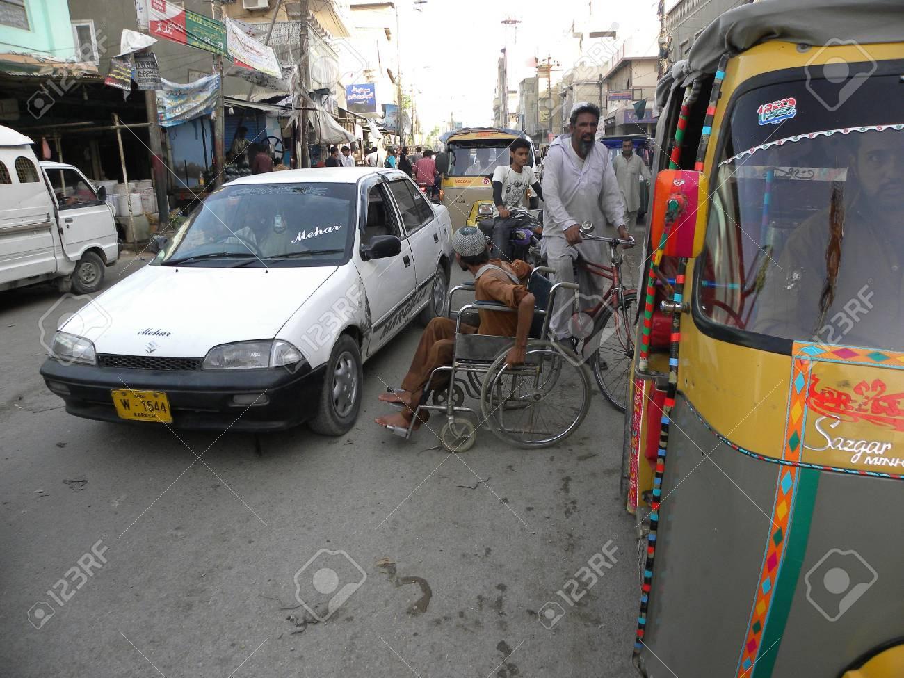 パキスタン/KARACHI_DISABLED 男...