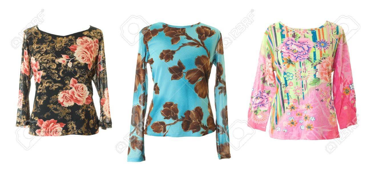 vrouwelijke blouses
