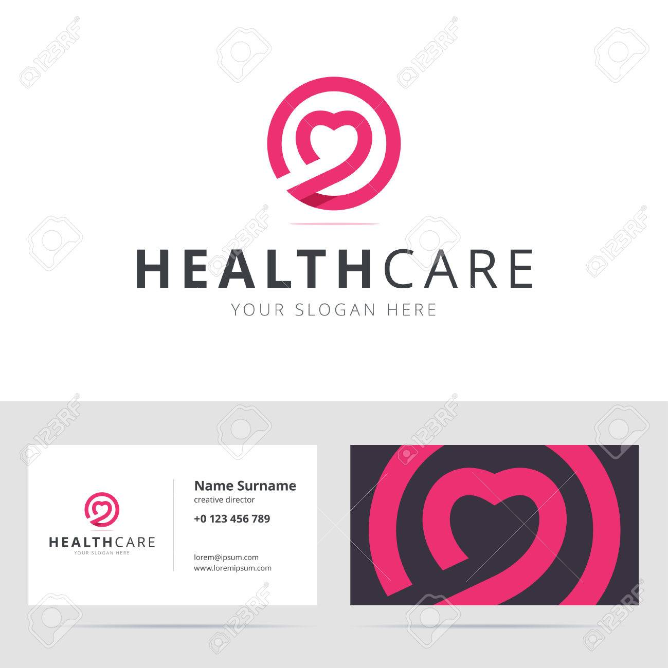 Healt care and business card template business card for dating healt care and business card template business card for dating club for clinic colourmoves