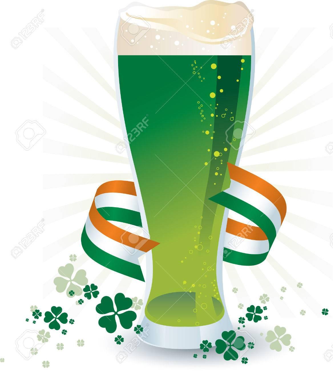 St Patricks Day Beer Stock Vector - 6394675