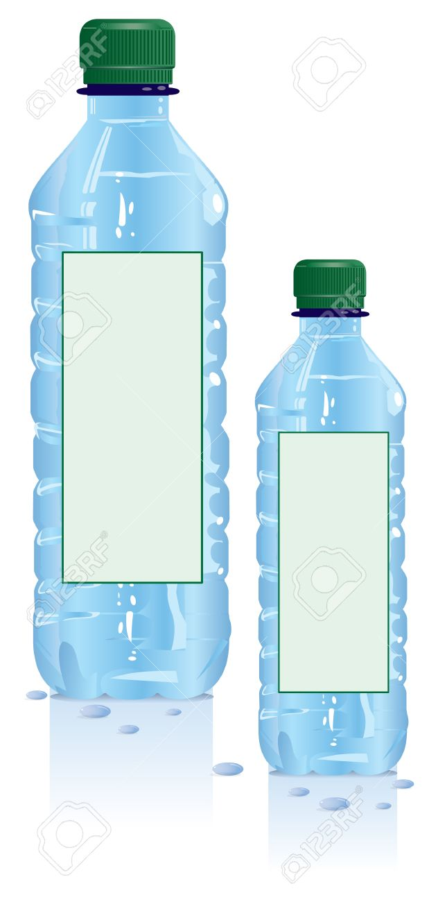 Recycling Plastic Bottles 3412 Plastic Bottles Recycling Stock Vector Illustration And