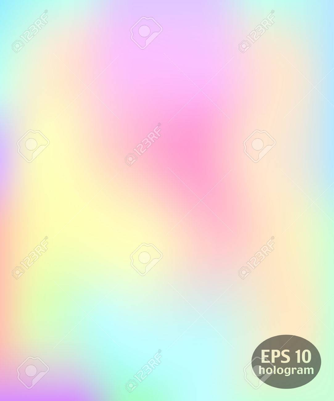 Hologram colorful background trendy modern design for print hologram colorful background trendy modern design for print web design filling silhouettes or kristyandbryce Gallery
