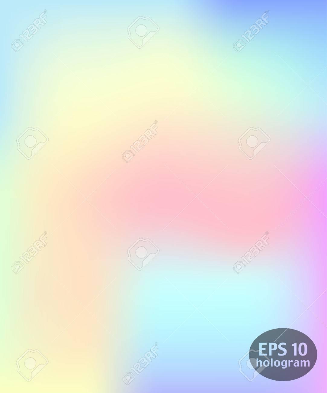 Hologram colorful background trendy modern design for print hologram colorful background trendy modern design for print web design filling silhouettes or kristyandbryce Gallery