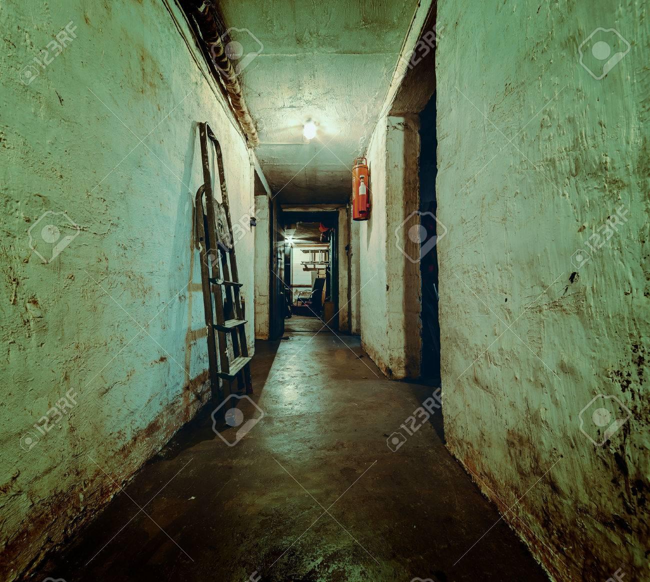 ダンジョン 地下室