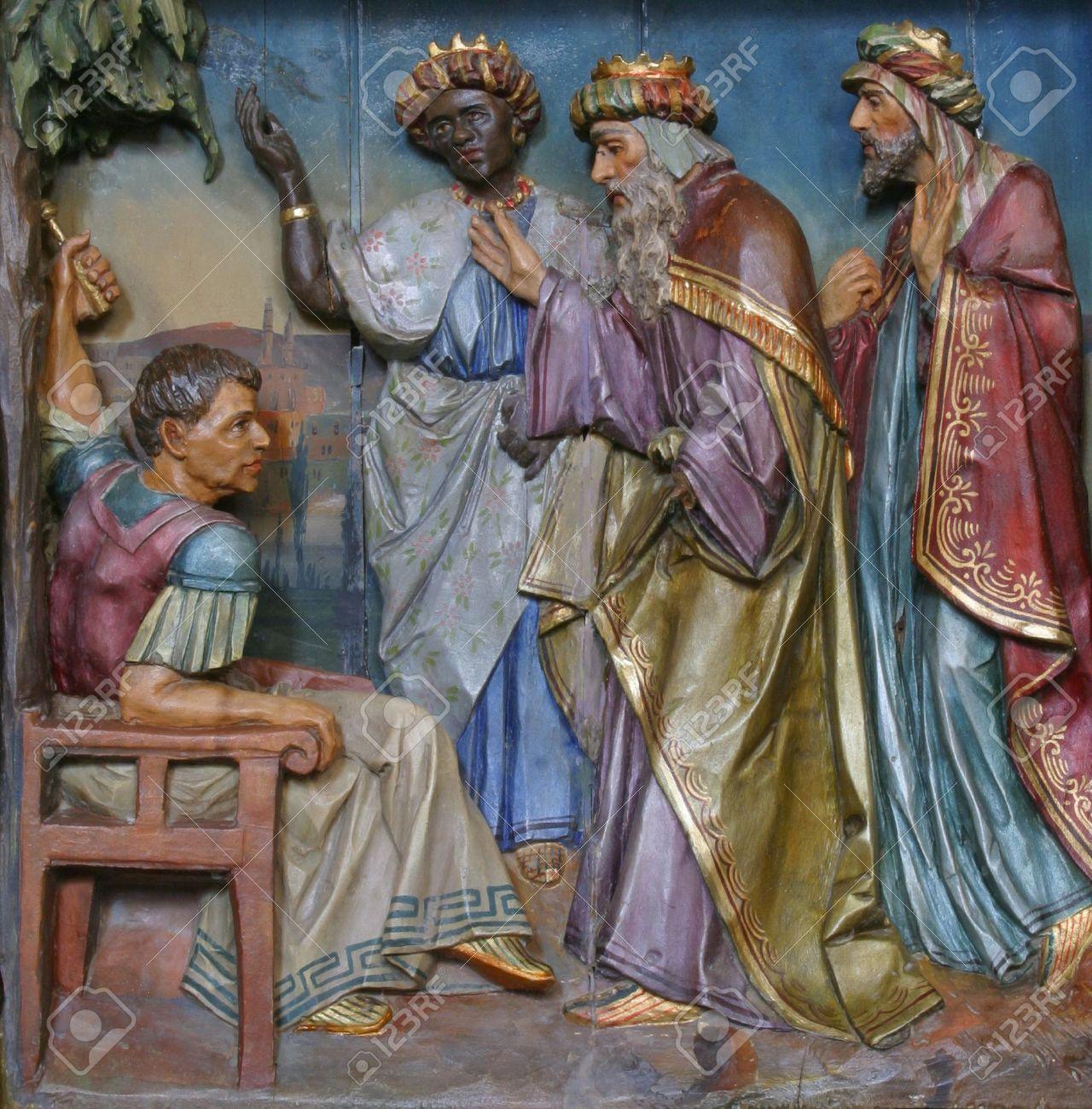 No existieron los Reyes Magos: Te bailaron sabroso