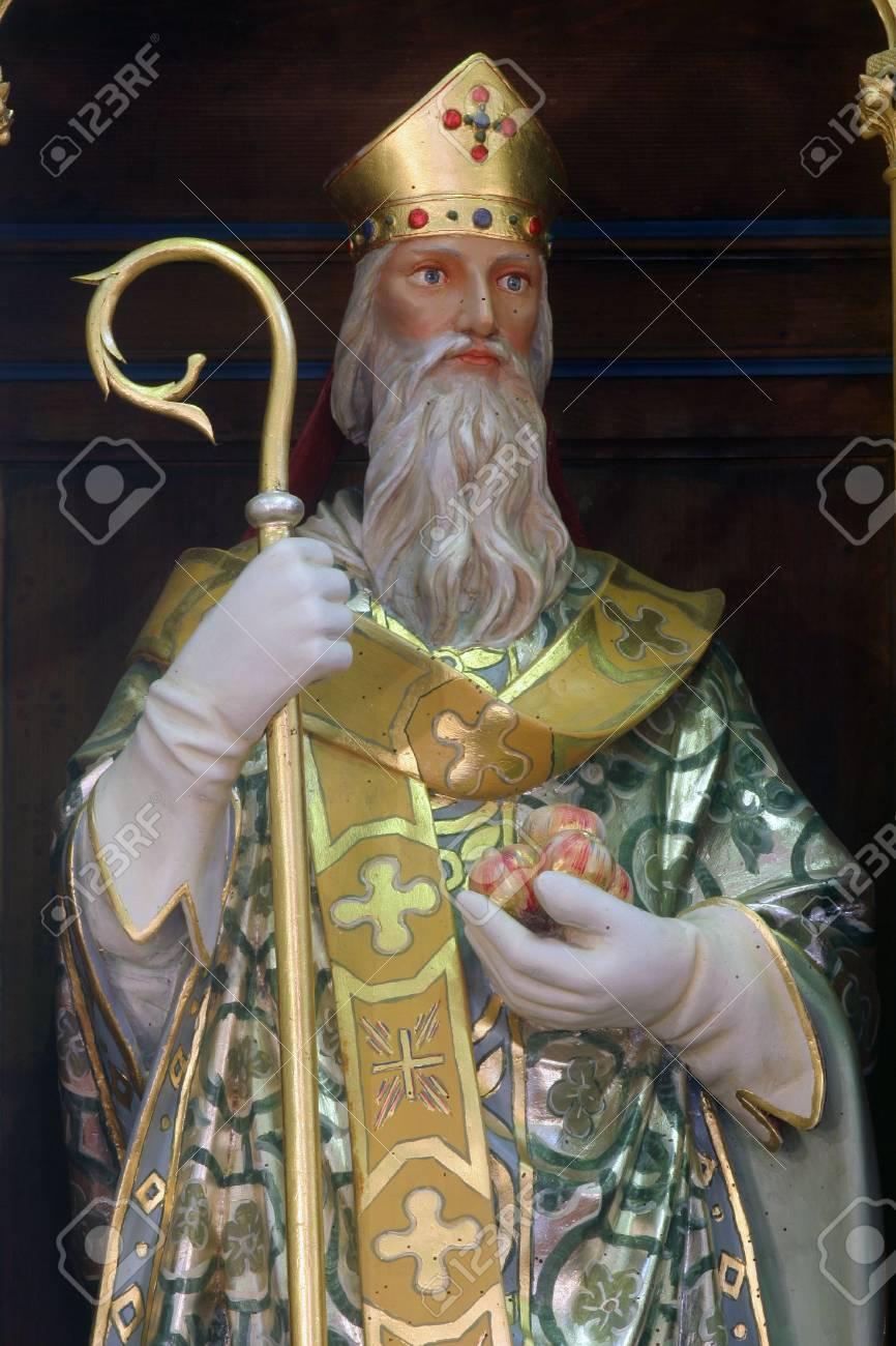 Saint Nicholas Stock Photo - 6127881