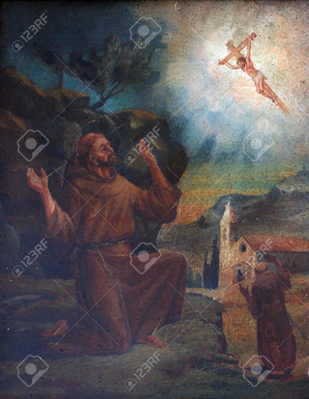 Saint Francis of Assisi  Stock Photo - 7176707