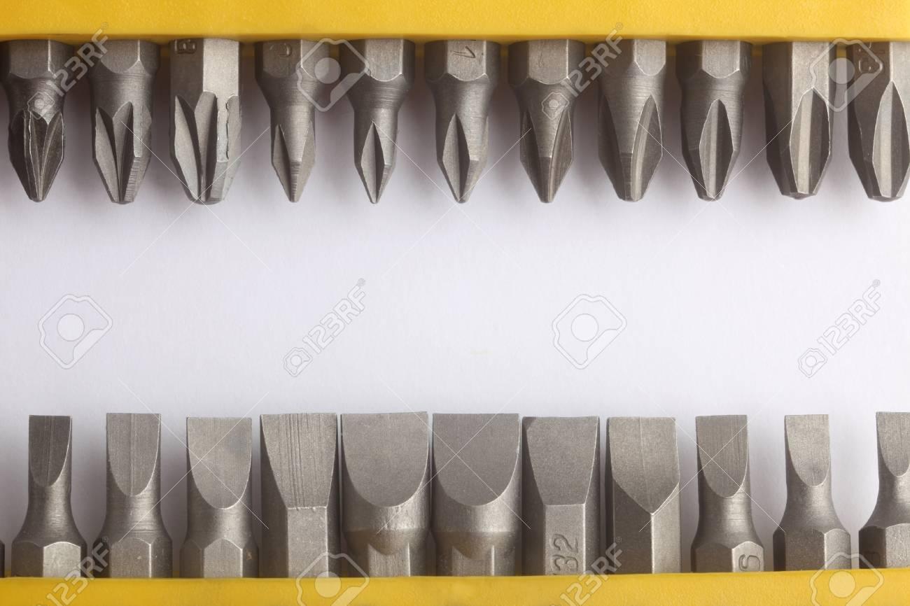Precision screwdriver set Stock Photo - 8726038
