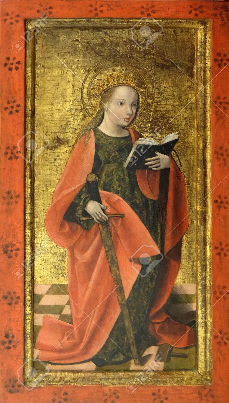 Image result for free pictures of St. Catherine of Alexandria