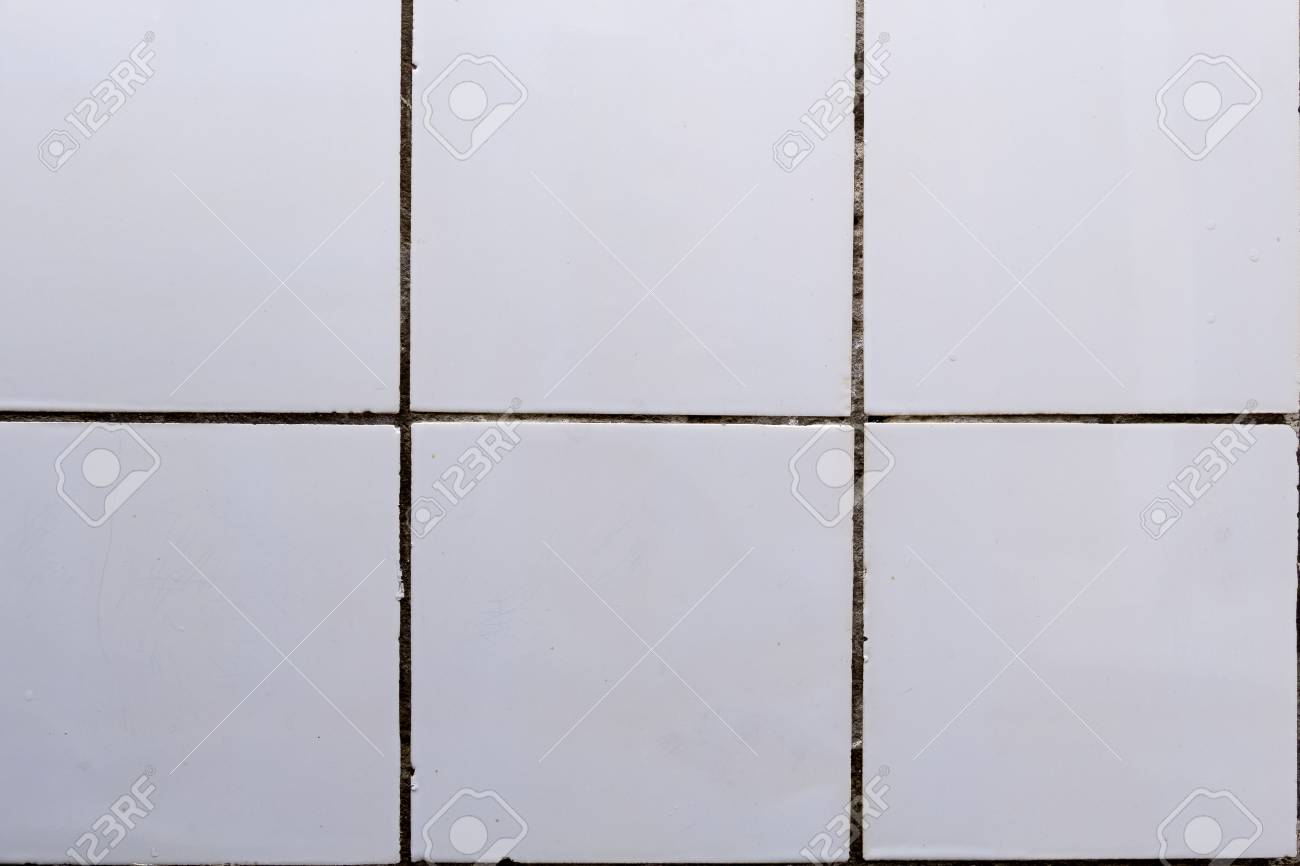 Tiles In White Kitchen Tiles Wall In The Kitchen Texture Stock Photo Picture And Royalty Free Image Image 94283746