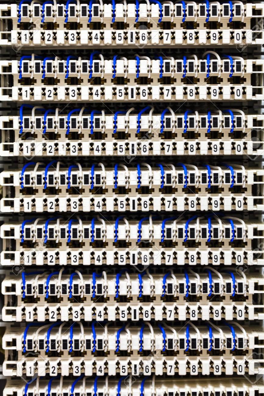 Telekommunikation Und Netzwerktechnik Für Internet Und Kommunikation ...