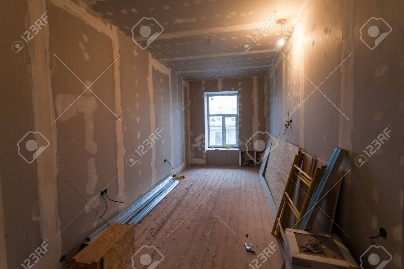 The apartment is under construction and renovation - 71050062
