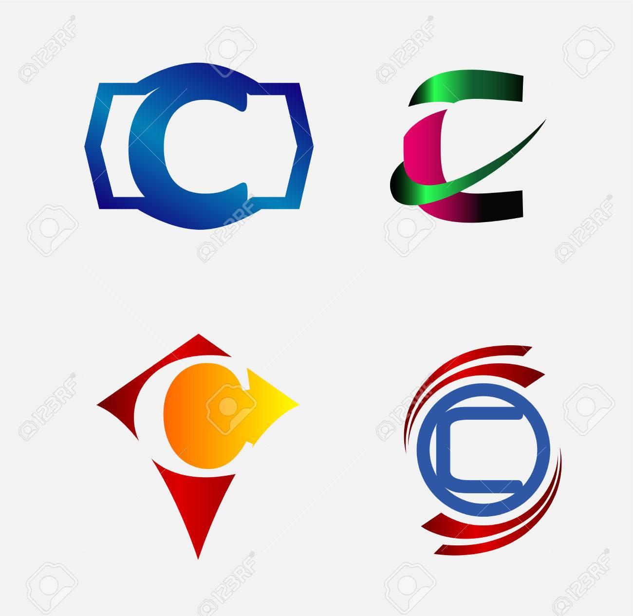 Letter c logo design sample royalty free cliparts vectors and letter c logo design sample stock vector 41288819 spiritdancerdesigns Gallery