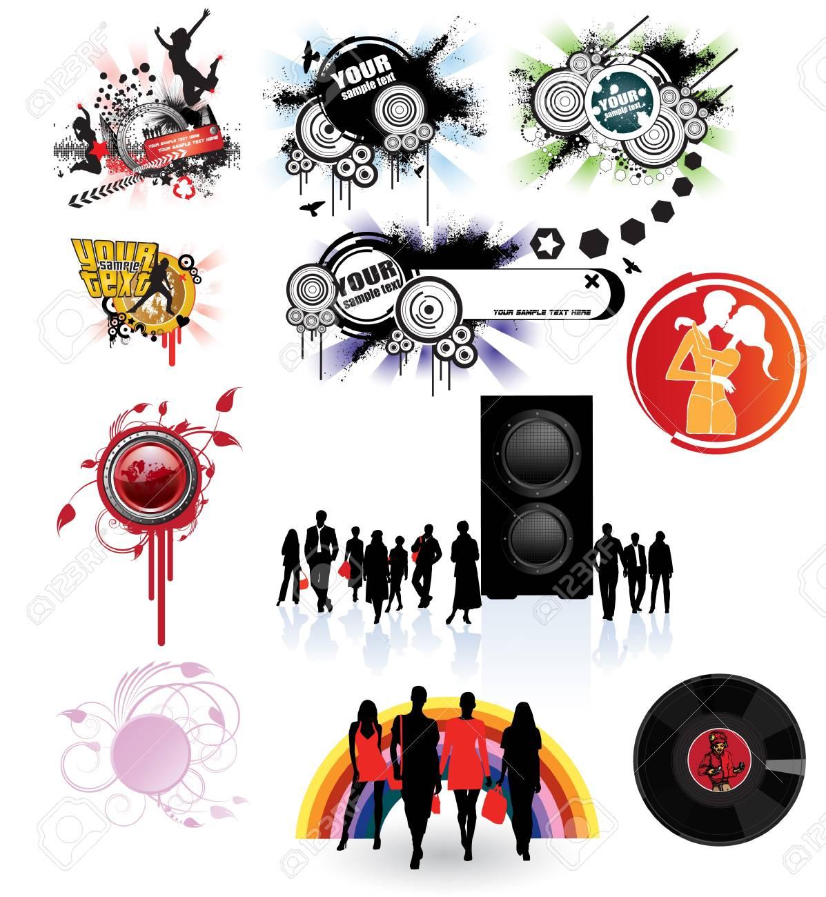 Illustration Website Stock Vector - 11871020