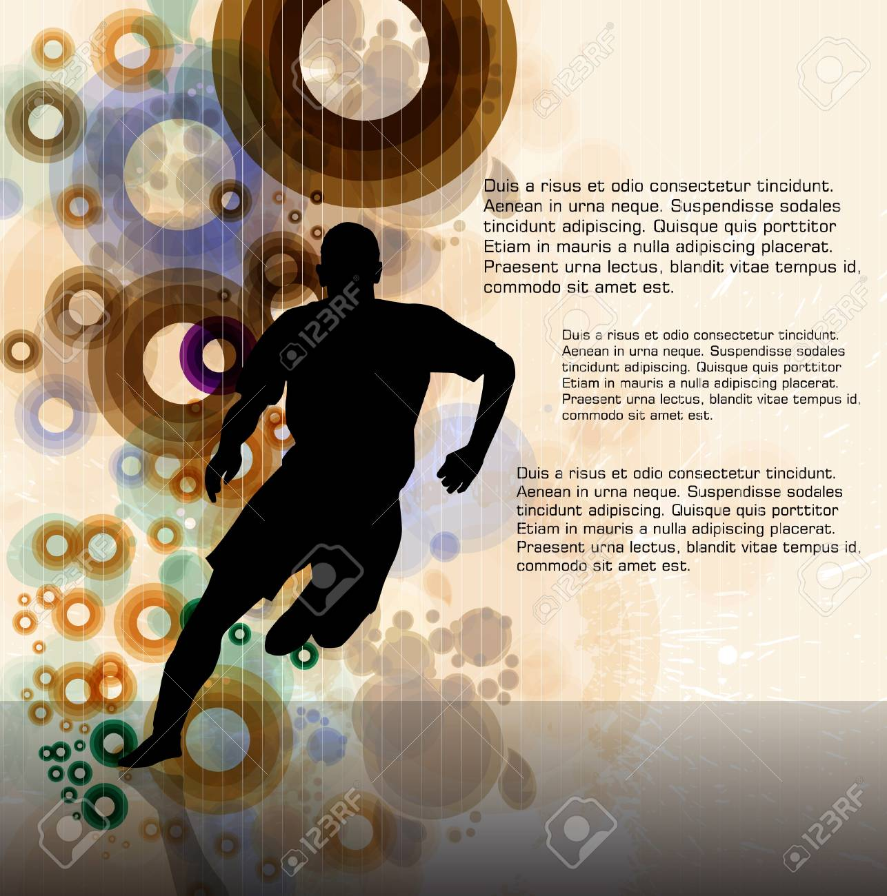Sport vector illustration - 12133775