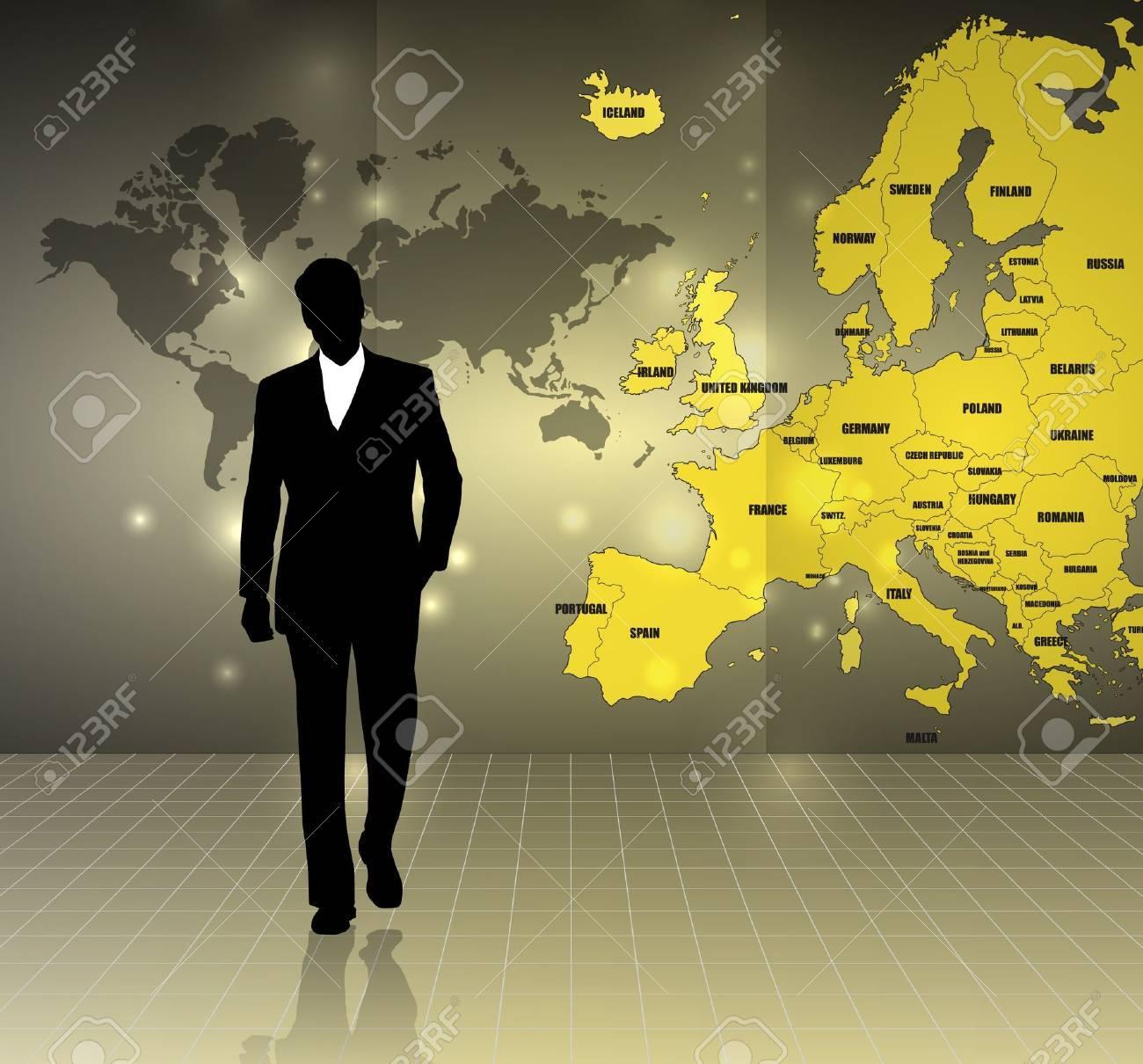 Business illustration Stock Vector - 13027872