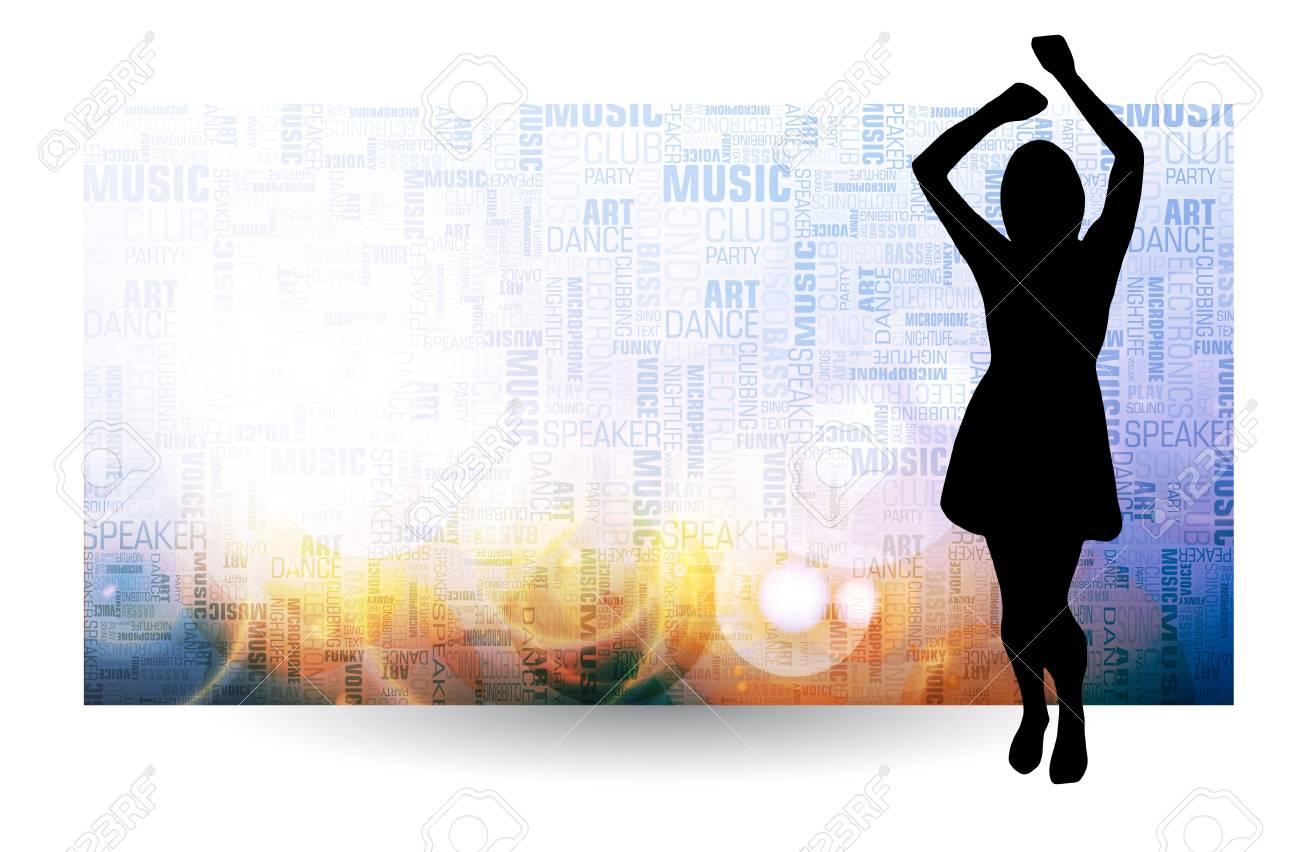 Music event illustration Stock Vector - 13440585