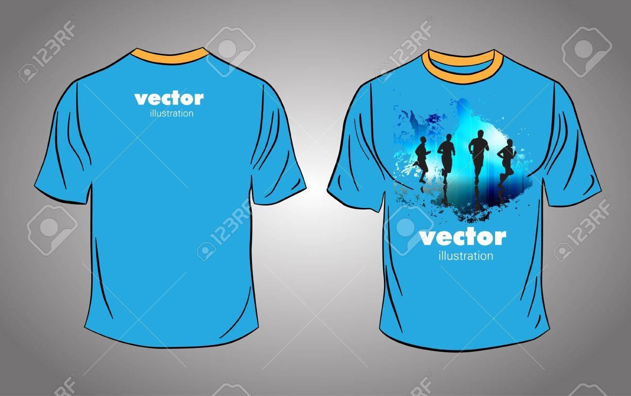 T-shirt Stock Vector - 14017853