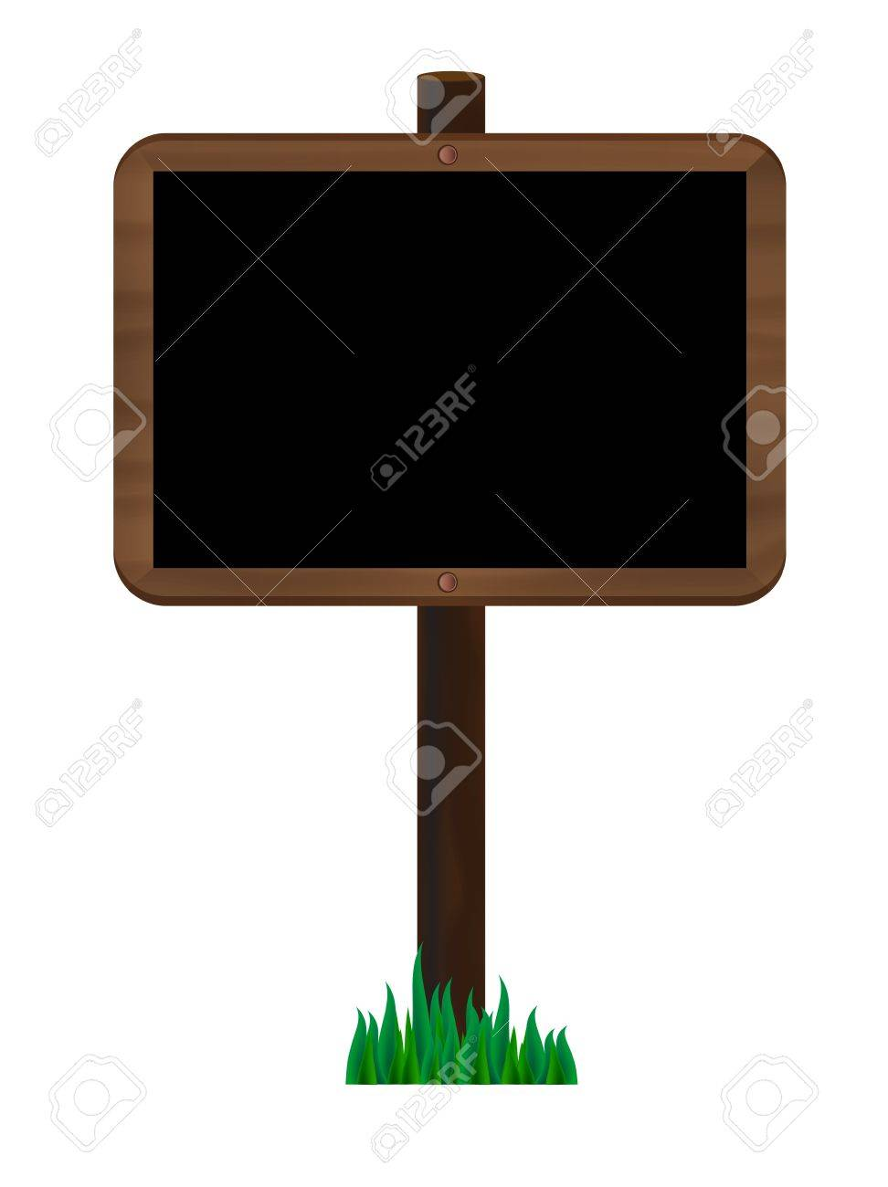 Wooden signpost Stock Vector - 14109282