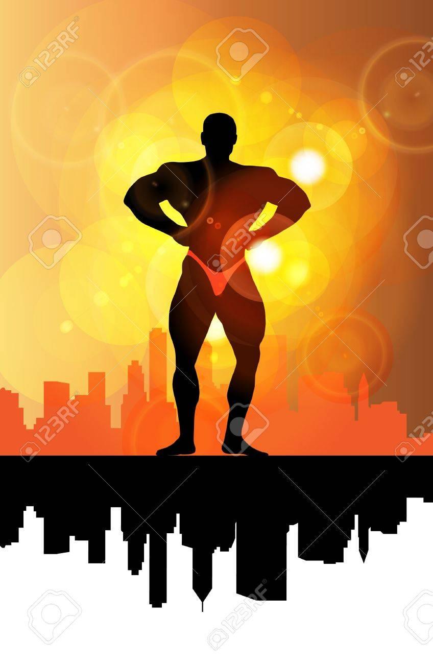 Sport illustration Stock Vector - 14379060