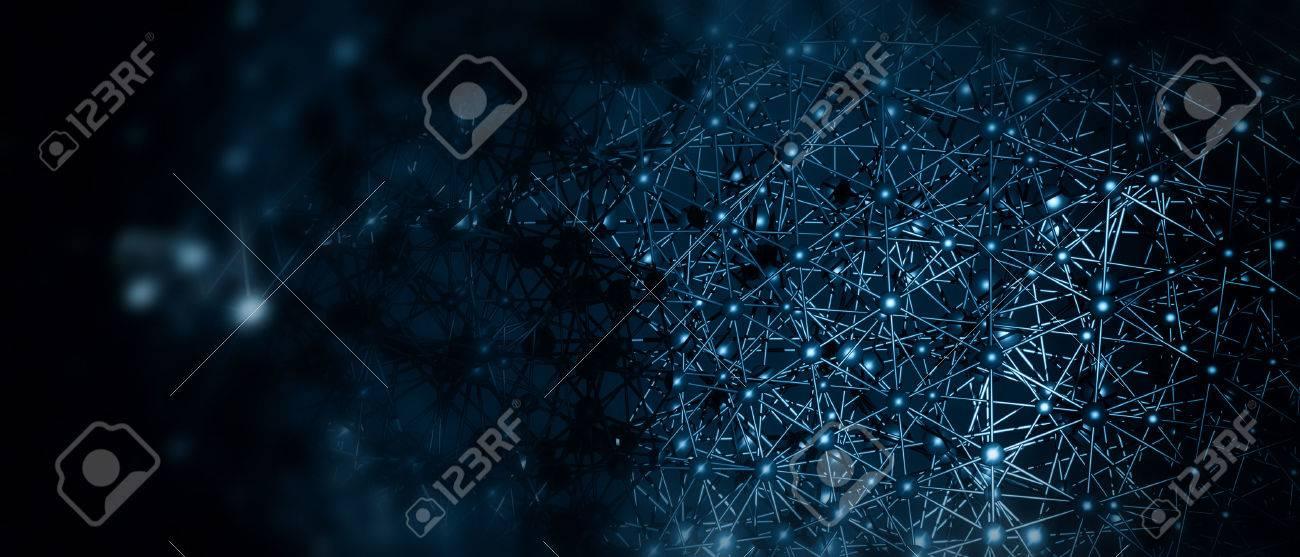 technology background - 40233805