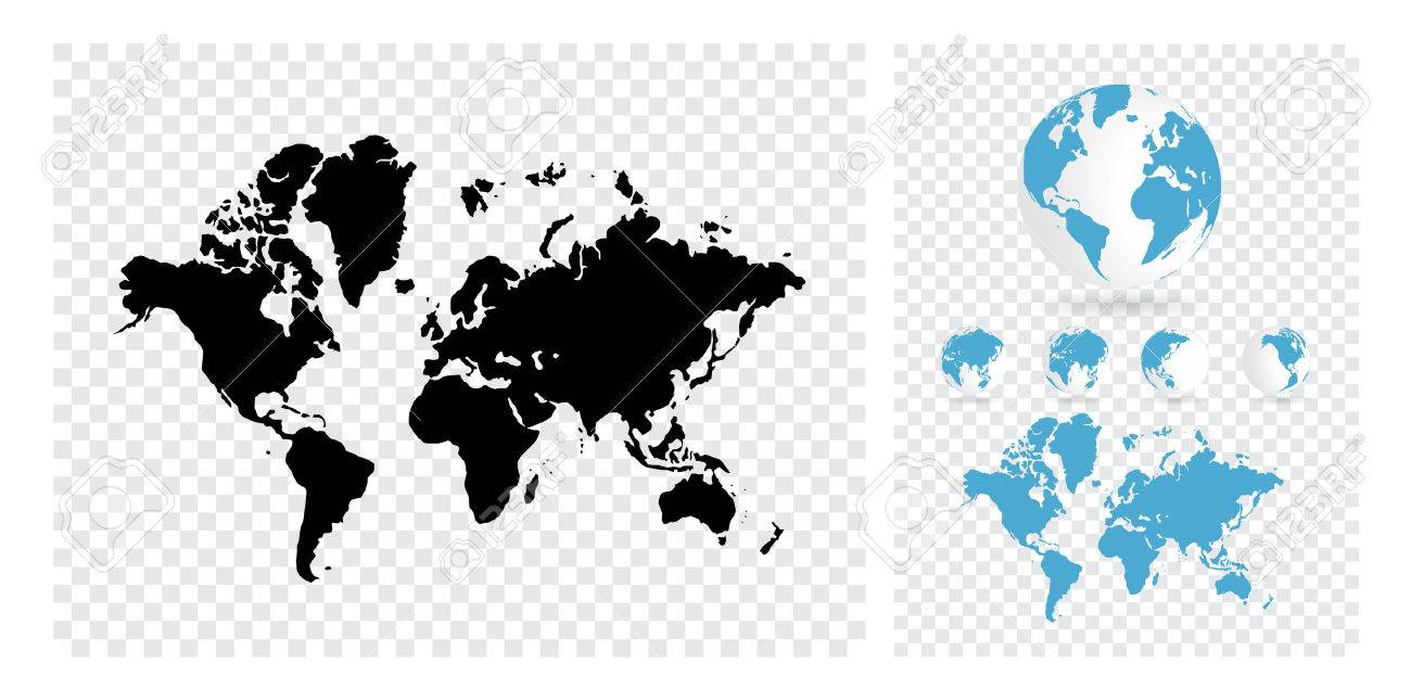 world map - 40837871