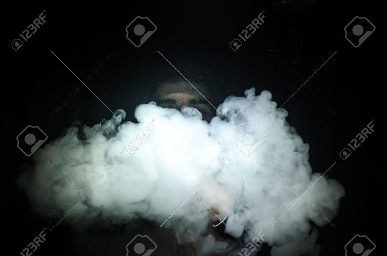 vapor background