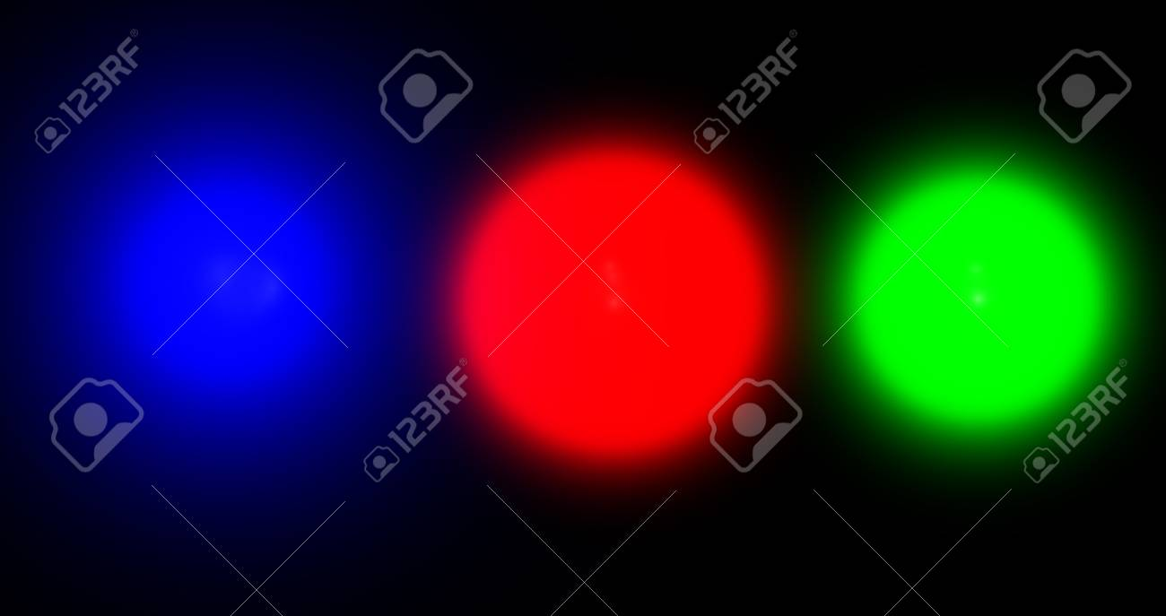 Abstract digital lens flare special lighting effects on black background. Abstract glowing light illustration. & Abstract Digital Lens Flare Special Lighting Effects On Black ...