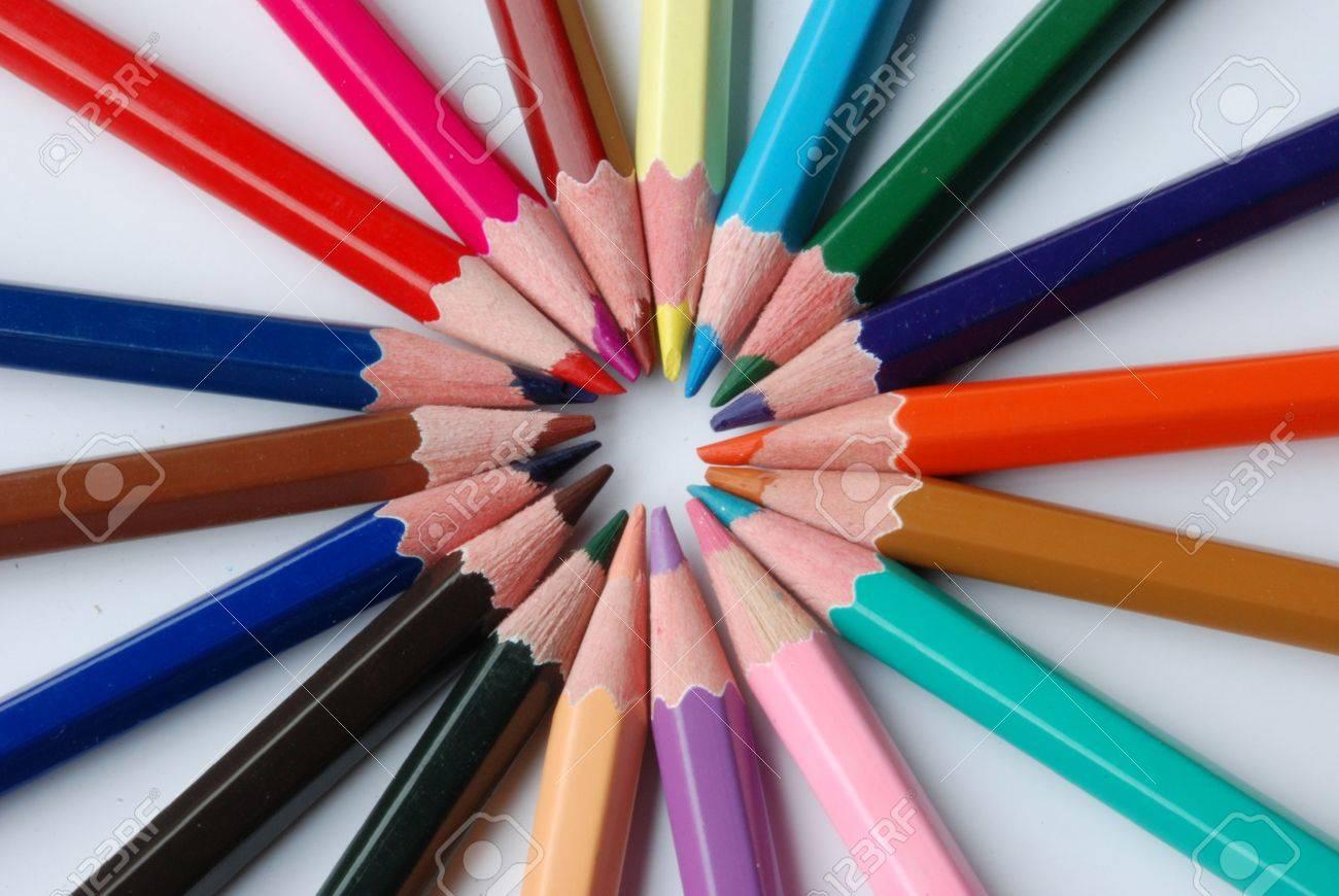 Color Pencil Stock Photo - 3799082