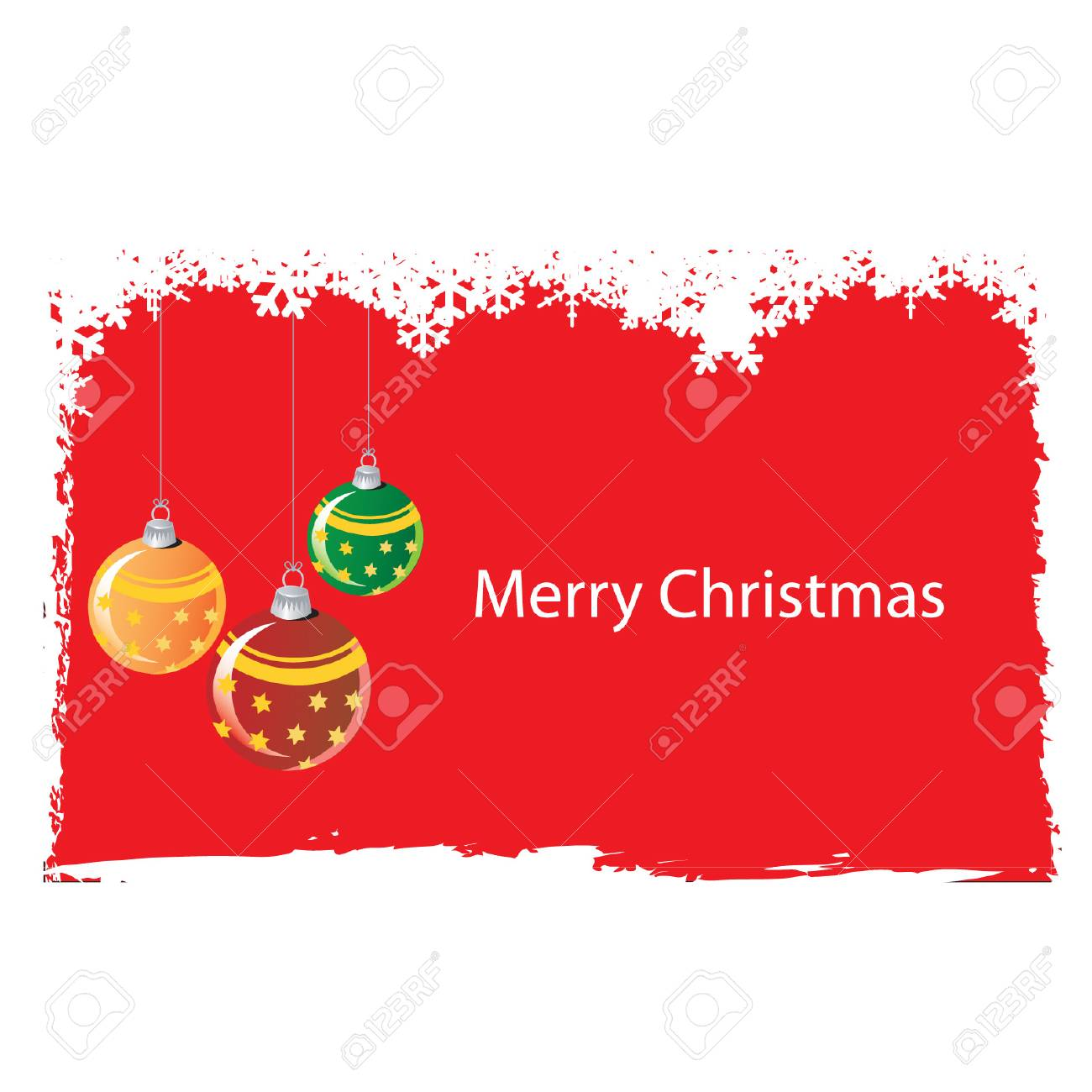 Christmas Background Stock Vector - 4009277