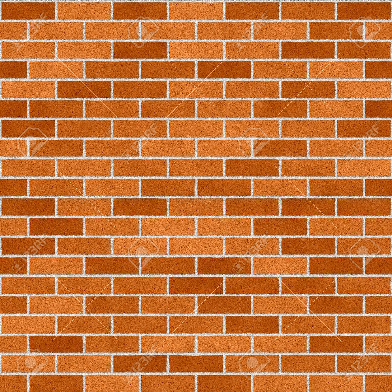 Red Brick Wall Stock Photo - 5260758