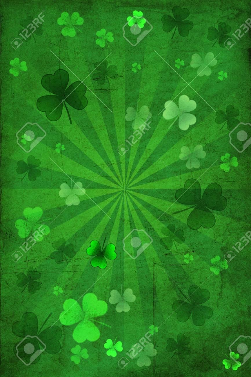St Patrick Day Background Stock Photo - 6543133