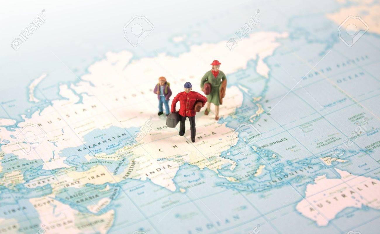 Travelling Around The World Stock Photo - 7326229