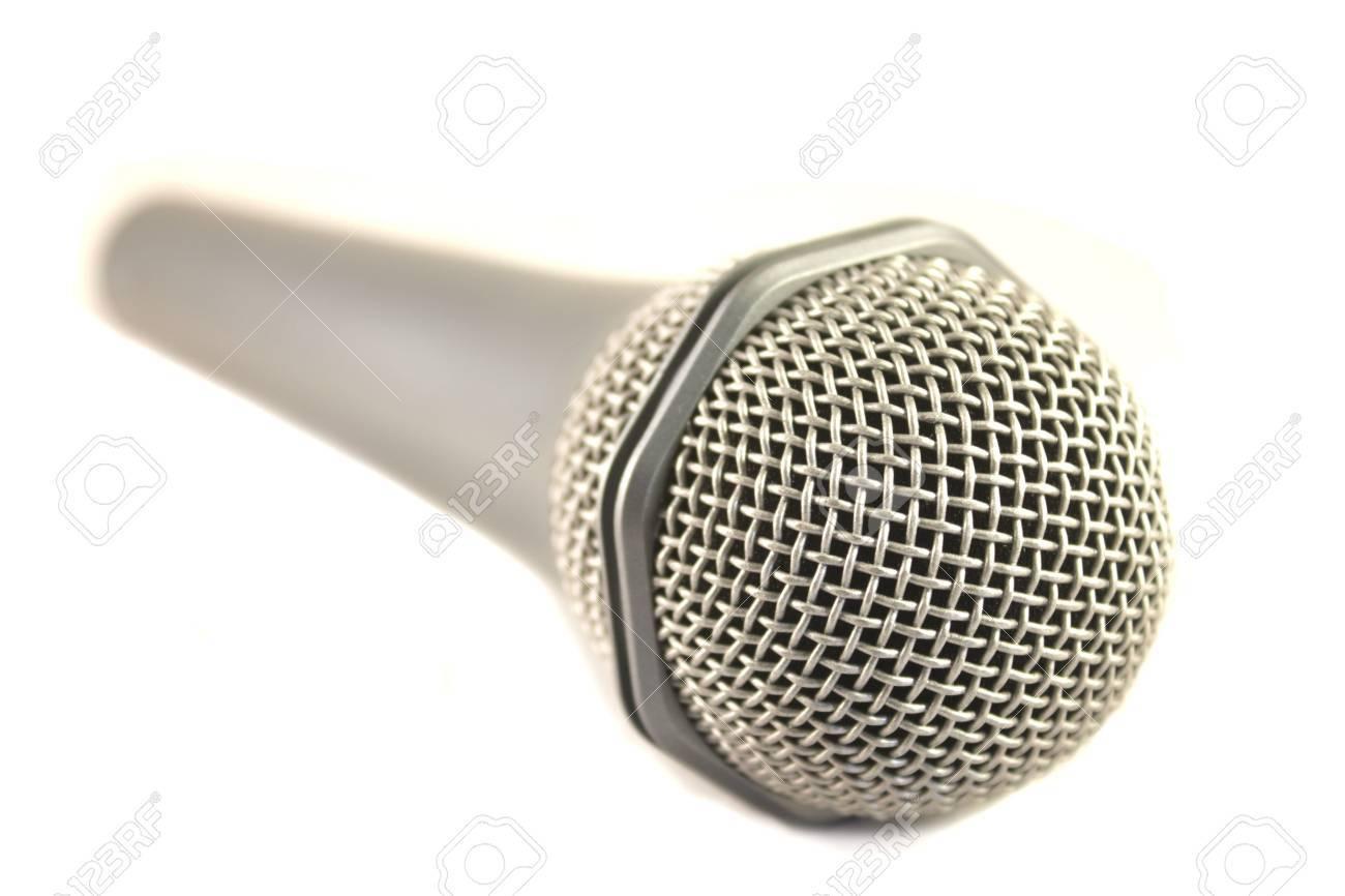 Microphone Stock Photo - 7343719
