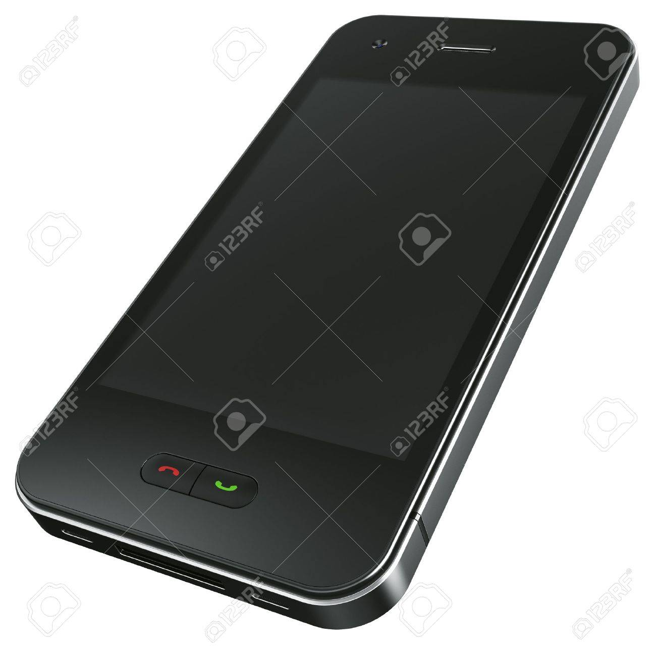 3d rendering of a Mobile Phone - 9136658