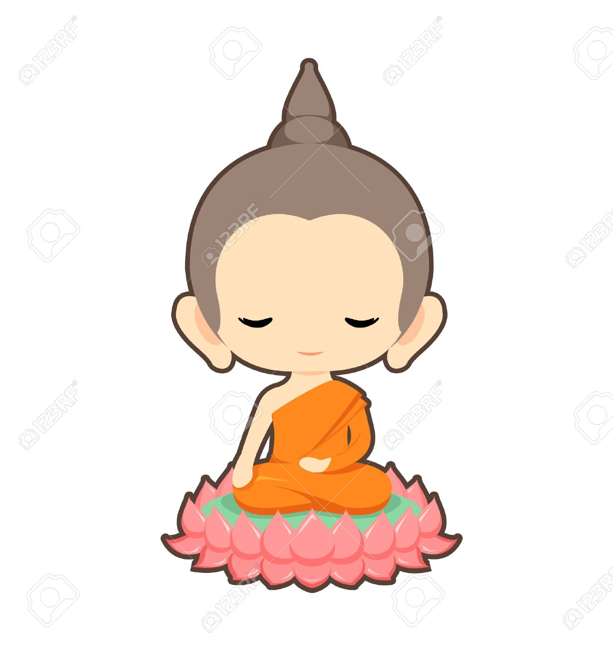 3,910 Monk Stock Vector Illustration And Royalty Free Monk Clipart