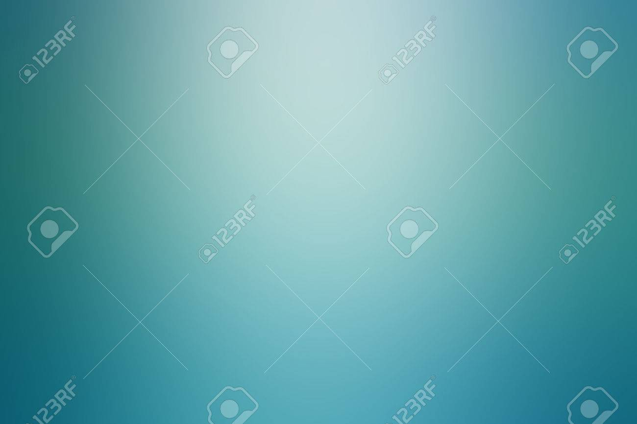 Abstract blue-green blurred background for web design - 38681705
