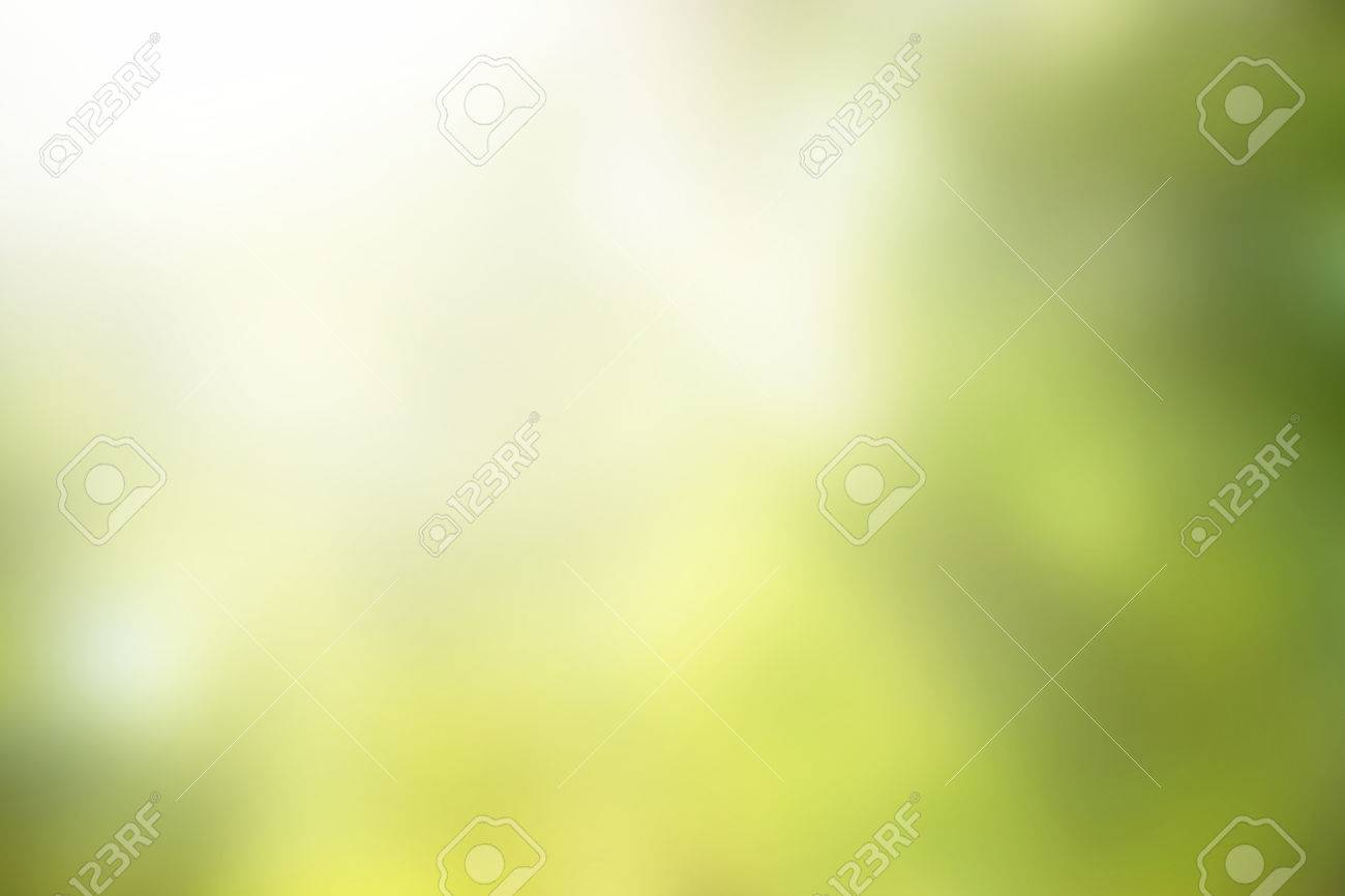 Abstract green blurred background for web design - 39710645