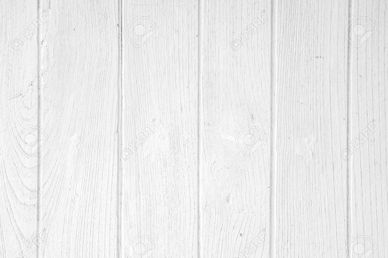 White grunge wood texture or pattern for background, use for design element - 44974488