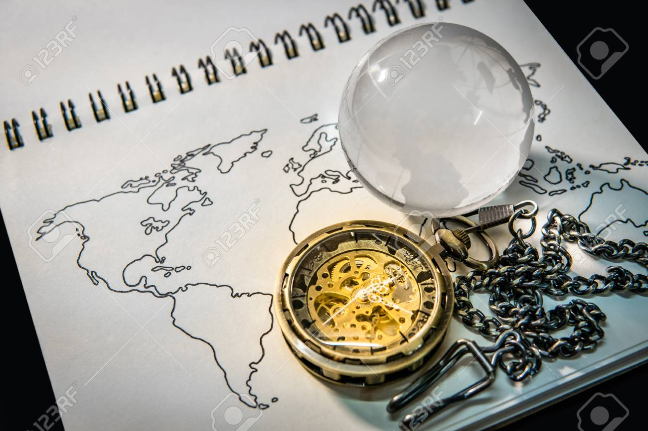 Gold pocket watch and world globe crystal gl on world map.. on equator map, us and europe map, australia map, google map, continent map, country map, canada map, middle east map, earth map, philippines map, united states map, america map, london map, hemisphere map, tectonic plates map, global map, austria map, syria map, robinson map, usa map,