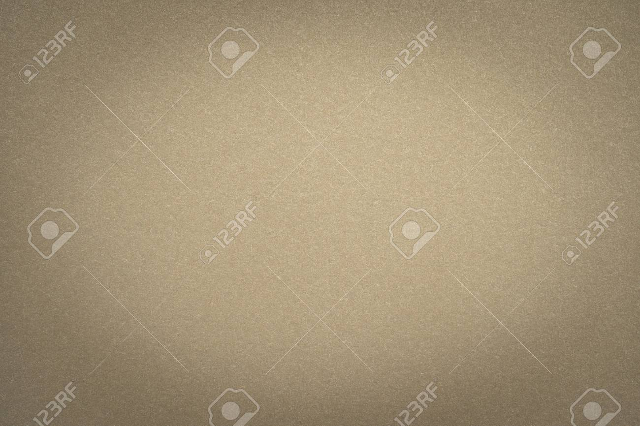 Abstract beige glossy paper texture background or backdrop  Empty