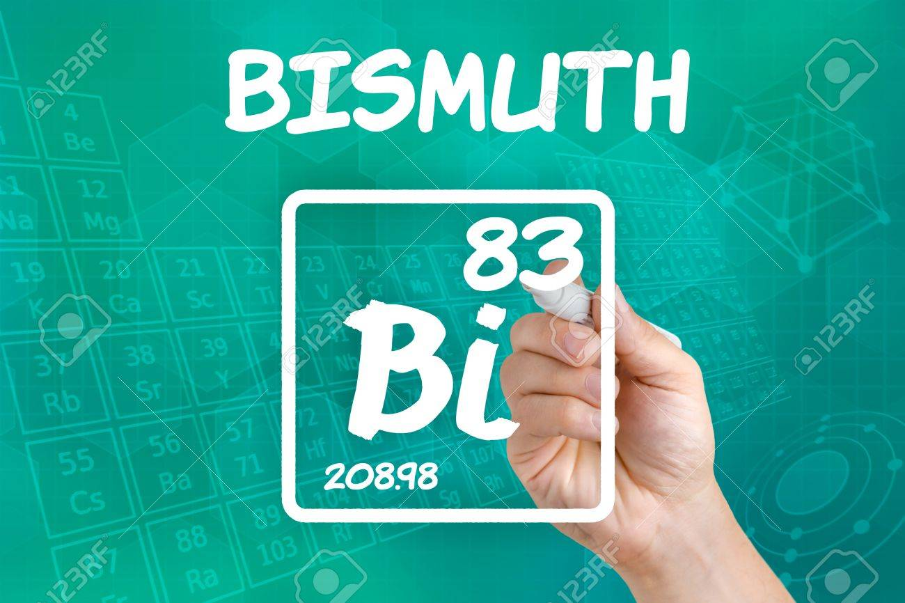 Symbol for the chemical element bismuth stock photo picture and symbol for the chemical element bismuth stock photo 21871717 buycottarizona