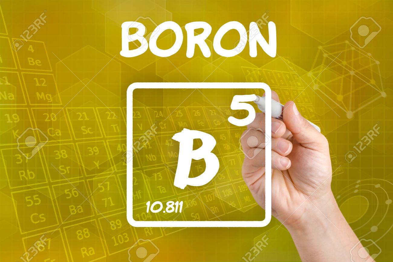 Symbol for the chemical element boron stock photo picture and symbol for the chemical element boron stock photo 21871718 buycottarizona